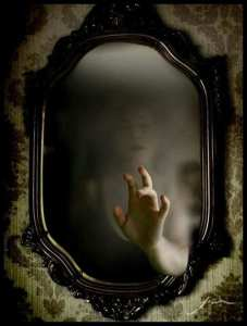 espejo embrujado